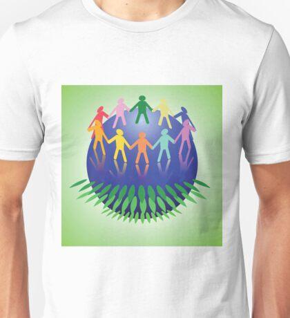 teamwork concept Unisex T-Shirt