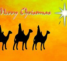 Merry Christmas from the Three Wise Men by Dennis Melling
