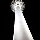 Berlin TV tower by desertman
