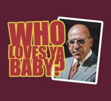 "Kojak - ""Who's Loves Ya?"" by specialman"