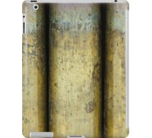 Brass Pillars iPad Case/Skin