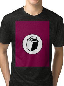 1 x 1 Brick  Tri-blend T-Shirt