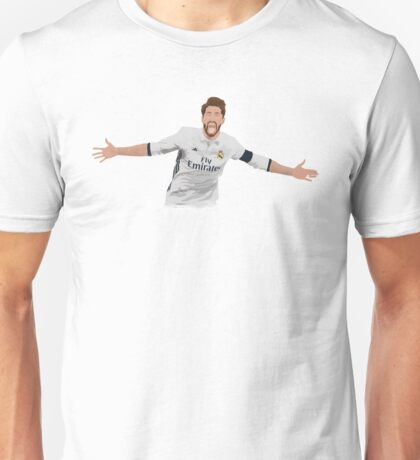 Sergio Ramos Unisex T-Shirt