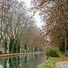 Fall in Garonne Lateral Canal,  another view by 29Breizh33