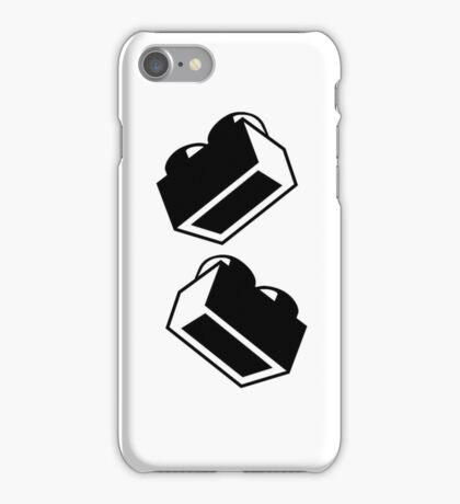 1 x 2 Brick  iPhone Case/Skin