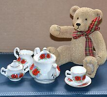 Come And Join Me For A  Cuppa by lynn carter