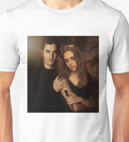 Xander Harris and Faith Lehane - Buffy the Vampire Slayer Unisex T-Shirt