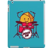 Rock rocking rock iPad Case/Skin