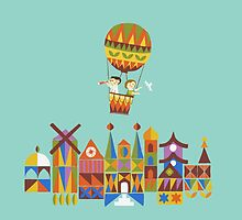 Voyage around the world by Budi Satria Kwan