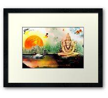 Indian Escape Framed Print