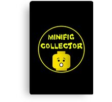 MINIFIG COLLECTOR Canvas Print
