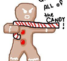Candy Stick Up! by BrokenBleedingAngel