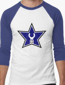 Customize My Minifig Trade Mark Logo  Men's Baseball ¾ T-Shirt