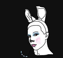 Rabbit In THe Mirror Unisex T-Shirt