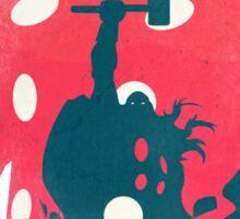 The Hammer Sticker