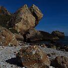 Rock Formation, Maro, Nerja by wiggyofipswich