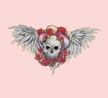 rave is dead women's shirt by Cassandra James