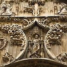 Medieval Carving, Malaga Cathedral by wiggyofipswich