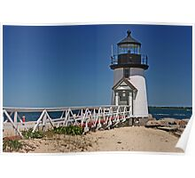 Brant Point Lighthouse Poster