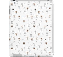 'Till it's time to pour the wine iPad Case/Skin