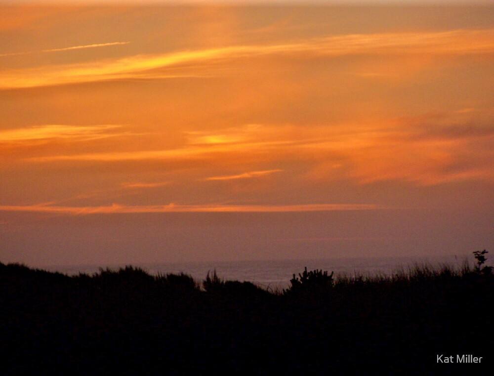 Copalis Sunset by Kat Miller