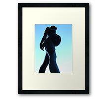 Mamma Mia ! Framed Print