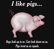 Pig Equality by SpiceTree
