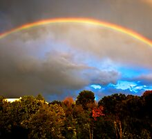 Double Rainbow....kinda by HouseofSixCats