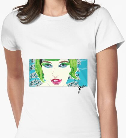 Water Nymph Womens Fitted T-Shirt