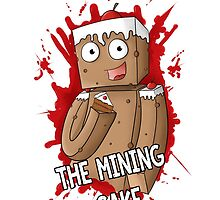Mining Cake by killmetty