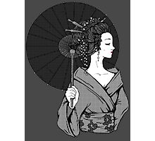 Vecta Geisha Photographic Print