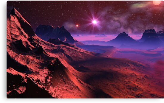 Red Dwarf. by AlienVisitor