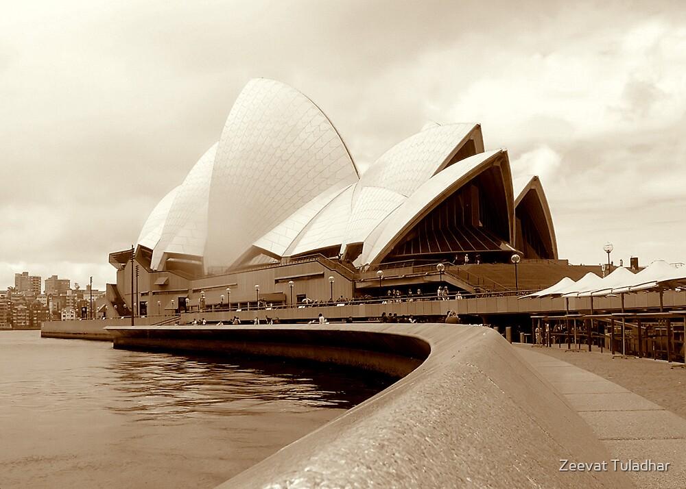 Opera House by Zeevat Tuladhar
