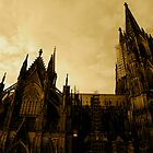 Cologne Cathedral by naman