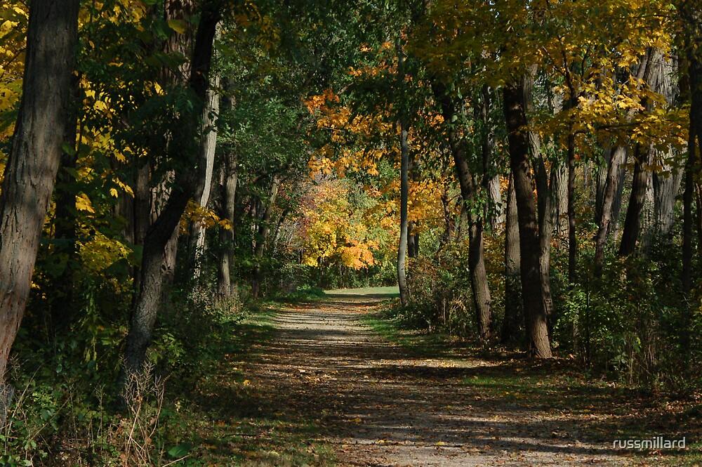 Journeyman's walk by russmillard