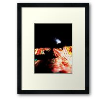 Magic Ball Framed Print