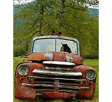 Yup, I'm a Dodge Photographic Print