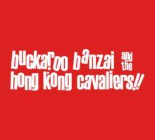 Buckaroo Banzai & the Hong Kong Cavaliers Kids Clothes