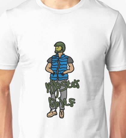 Hipster chief Unisex T-Shirt