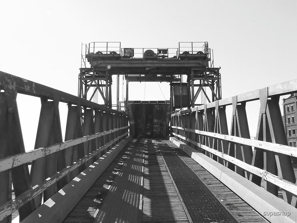 Harts Mill Wharf by supasnap