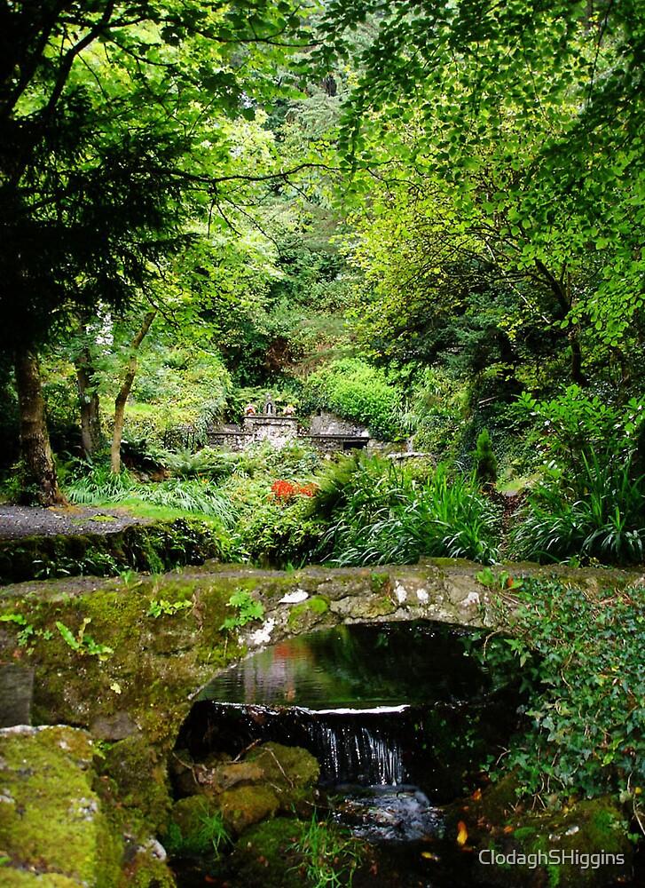 Holy Well Sligo Ireland up to the alter. by ClodaghSHiggins