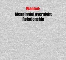 Meaningful Relationship Unisex T-Shirt