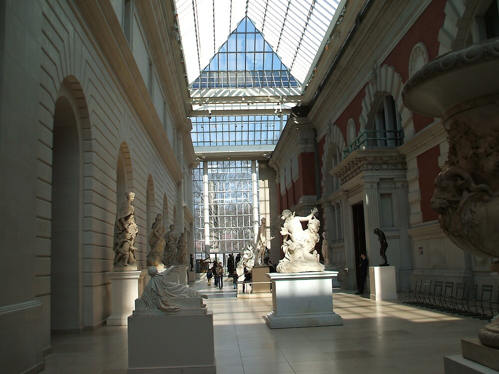 Met Museum of Art NY by mazzy24