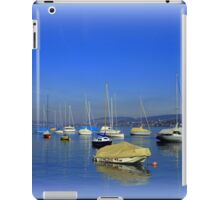 The Lake of Zurich iPad Case/Skin