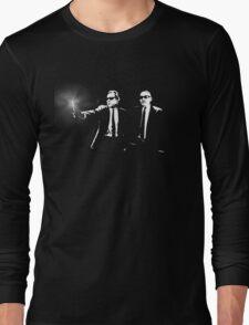MIB fiction Long Sleeve T-Shirt