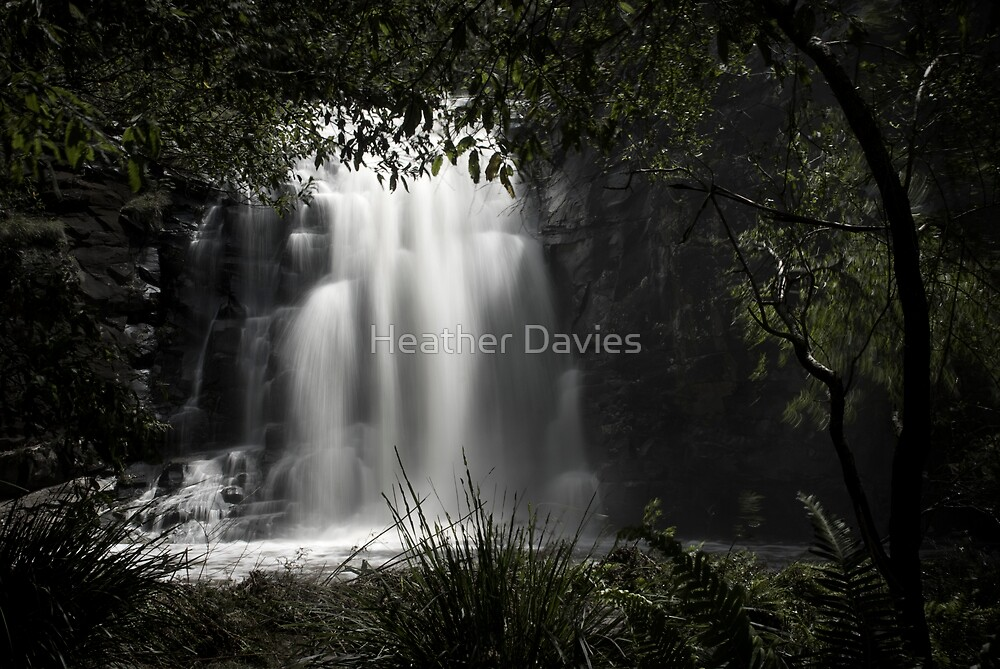 Sheoak Falls 2 by Heather Davies