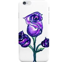 Painted Rose 2 iPhone Case/Skin