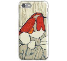 David's Robin iPhone Case/Skin