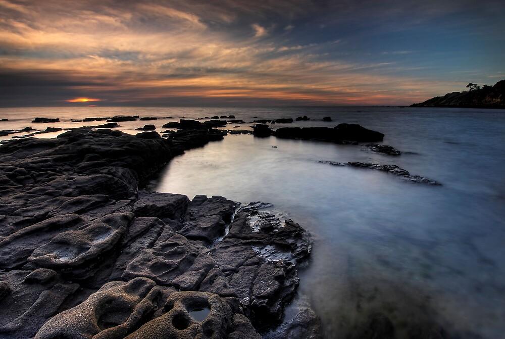 Fishermans Sunset by Robert Mullner