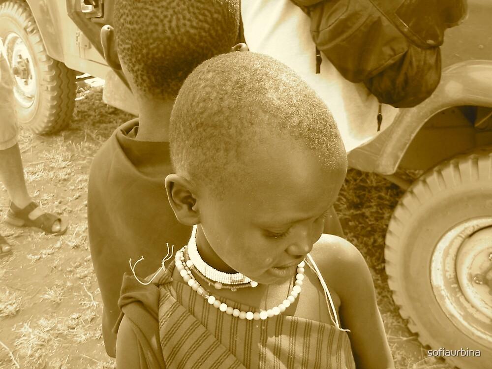 Massai Girl by sofiaurbina
